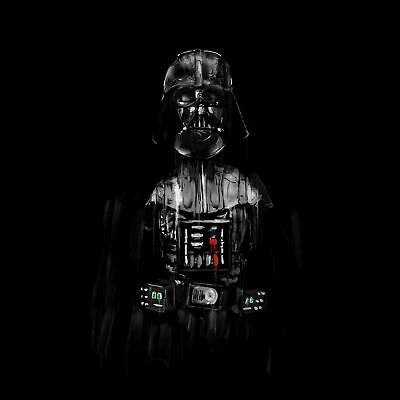 "Star Wars Darth Vader poster wall art home decor photo print 24"" x 24"""