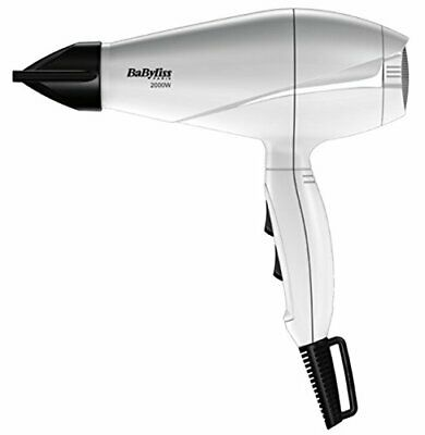 BaByliss Paris - 6604WE - Sèche-cheveux Pro Light 2000