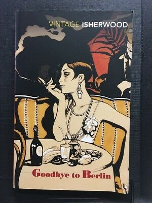 Goodbye To Berlin By Christopher Isherwood Paperback  NEW
