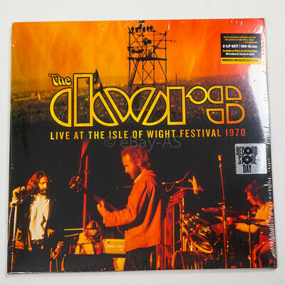 DOORS - Live At The Isle Of Wight Festival 1970 2LP Black Friday 2019 RSD