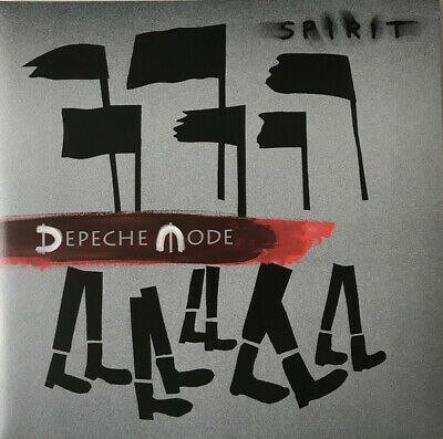 Depeche Mode Spirit 2 X 180 Gram Lp Etched With Hq Mp3 New And Sealed