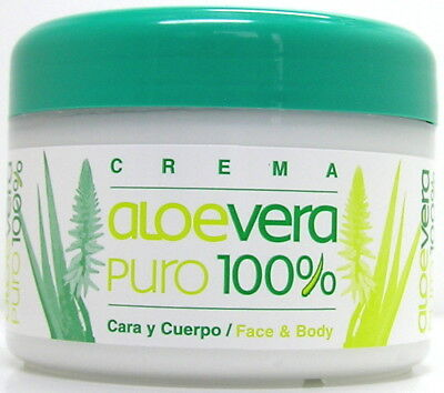 Bionatural Canarias Aloe Vera Puro 100% Body Crema 250ML