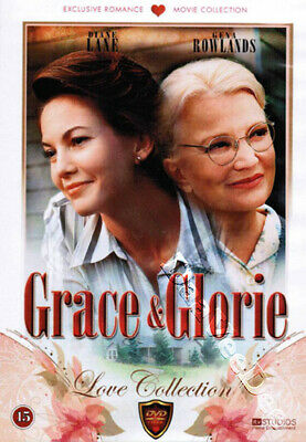 Grace & Glorie NEW PAL Cult DVD Arthur Allan Seidelman Gena Rowlands Diane Lane