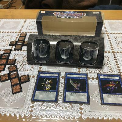 Yu-Gi-Oh! Dungeon Dice Monsters Premium Figure dice, Card set Novelty Super Rare