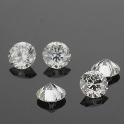 1.20 mm pour 1.25 mm Blanc Hpht / Cvd Labo Grown Diamants Carats 2.00