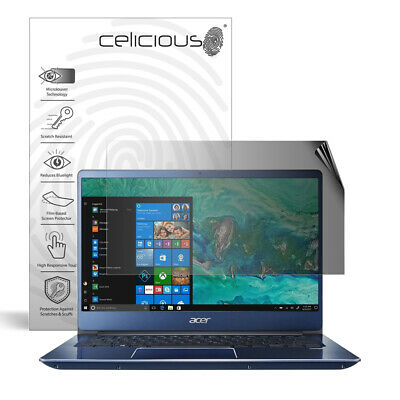 Celicious Privacy Acer Swift 3 SF314-54 Anti-Spy Screen Protector