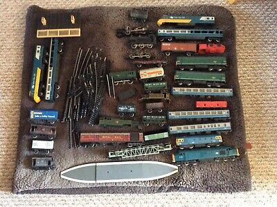 Hornby Assorted Trains Carriages Etc