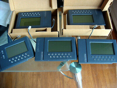 4x CP-7914 CISCO EXPANSION MODULES FOR IP PHONES + 1x CP-7915 Sydney 2137