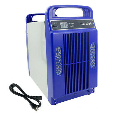 110v Industrial Laser Water Cooling Chiller CW-3000DG Water chiller for Engraver