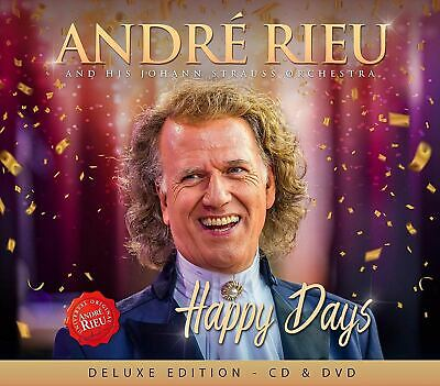 Andre Rieu Happy Days [DVD+ CD]
