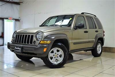 2007 Jeep Liberty Sport 2007 Jeep Liberty Sport 4X4 77K MILES ONLY HARD TO FIND GARAGE KEPT MUST SEE