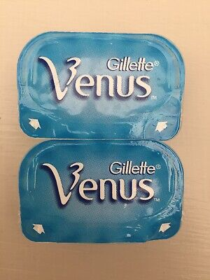 Two Gillette Venus Razor Blades NEW