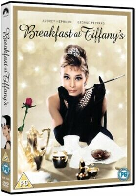 Breakfast At Tiffanys 2011 DVD *NEW & SEALED*