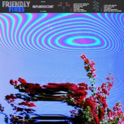 FRIENDLY FIRES: Inflorescent CD *NEW*