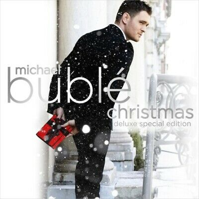 MICHAEL BUBLE: Christmas (2012 Deluxe Edition) CD *NEW*