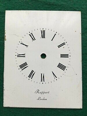 White Dial RAPPORT LONDON Clock Dial