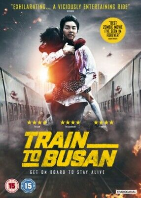 Train To Busan DVD *NEW & SEALED*