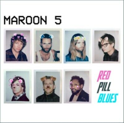 Maroon 5 - Red Pill Blues (Deluxe) CD *NEW*