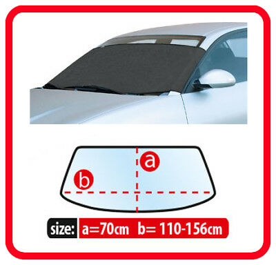 VW PASSAT 87-04 WINDSCREEN FROST ICE SNOW PROTECTOR MIRRORS COVER CAR