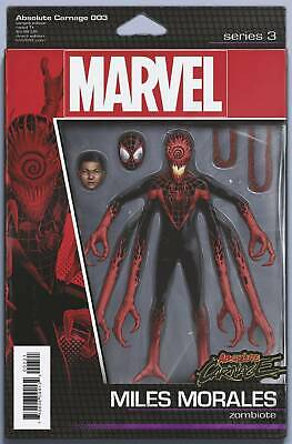 Absolute Carnage #3 (Of 4) Christopher Action Figure Var Ac (STL130560) VF/NM