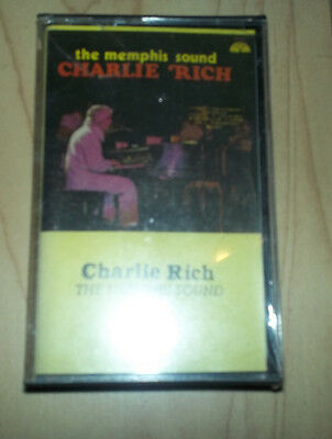 Charle Rich The Memphis Sound Cassette SEALED
