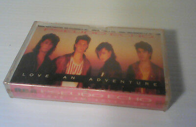 Pseudo Echo- Love An Adventure- Sealed Cassette