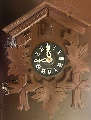 Cuckoo Clock German Made in working condition over 65 years old