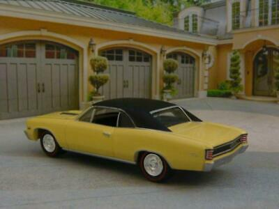 1967 67 Chevy Chevelle SS V-8 Super Sport Muscle Car 1/64 Scale Limited Edit M