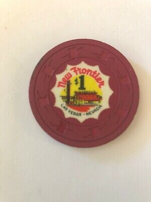 New Frontier $1 Las Vegas Casino Chip