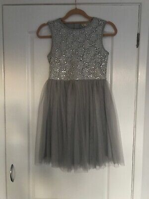 girls party dress age 11-12 years By Yumi