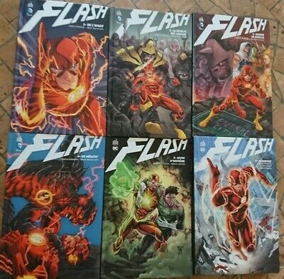 Flash Tome 1 A 6
