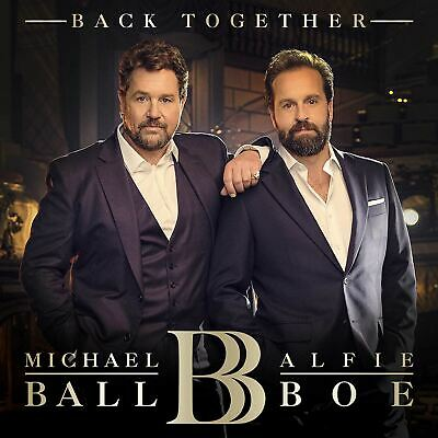 Back Together Michael Ball & Alfie Boe  [CD]
