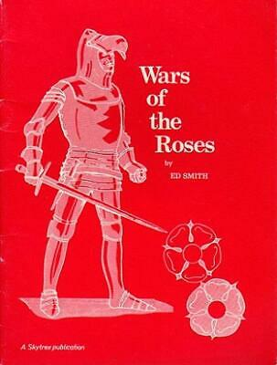 Skytrex Pu Historical Mini Rule Wars of the Roses 1455-1487 (2nd Printing SC VG