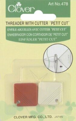 Clover Threader with Cutter Petit Cut, 1