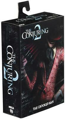 Conjuring Universe Crooked Man Ultimate Action Figure