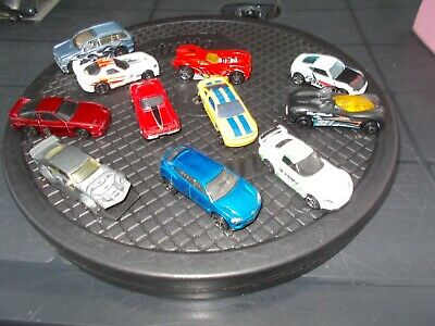 Job Lot Of 11 Assorted Old & New Hot Wheels 42-Used/Mint/Unboxed