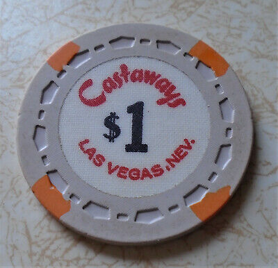 Obsolete, Early Castaways, Las Vegas $1.00 Casino Chip