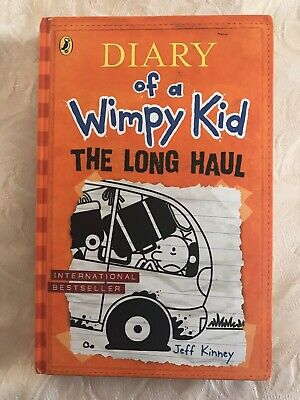 The Long Haul: Book 9 by Jeff Kinney (Hardback, 2014)