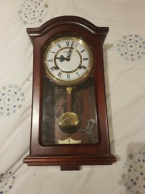 Wooden Carriage clock