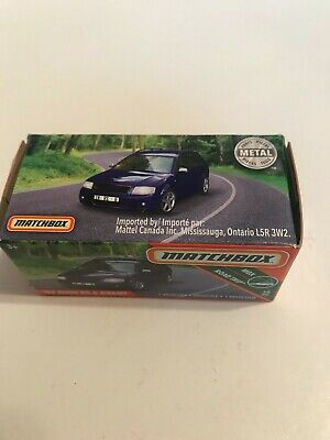 Matchbox 2019 Power Grabs #16 '02 Audi RS 6 Avant 10/20 Blue NEW IN BOX