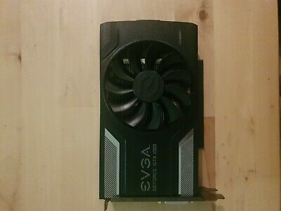 EVGA NVIDIA GeForce GTX 1060 6GB SC Gaming Graphics Card