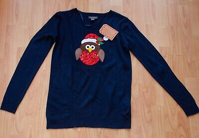 BNWT Girls Christmas Jumper age 11-12 Years