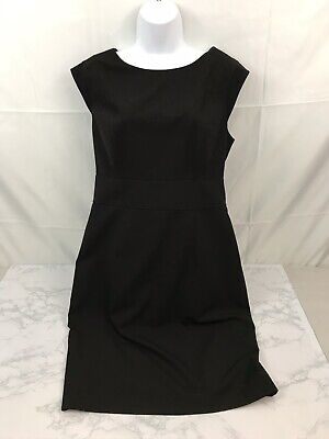 The Limited Black Collection Sheath Dress Womens 12 Sleeveless LBD Y
