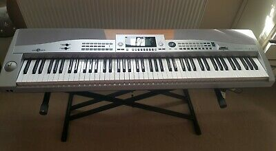 Digital Stage Piano 88 keys, with stand and headset, Gear4music