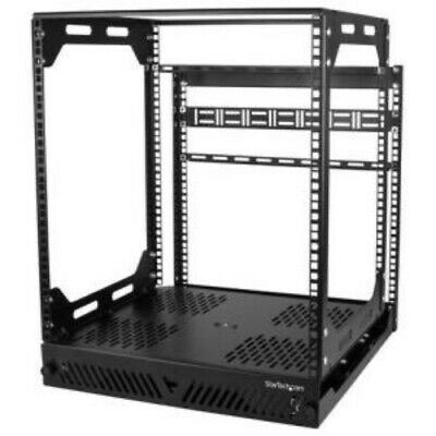 NEW STARTECH PORACK12U Server Rack 12U Slide Out - Rotating...