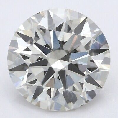 0.76 CT Labo Grown Desseré Diamants J/SI1 Diamant Excellente Coupe
