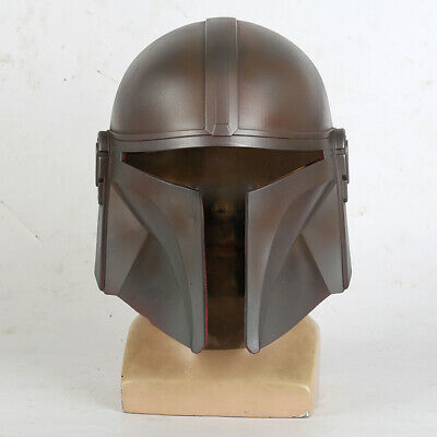 2019 TV Star Wars The Mandalorian Cosplay Helmets Soft PVC Masks Props Halloween