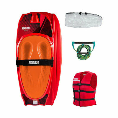 Jobe Streak Kneeboard Package - Rouge 2019
