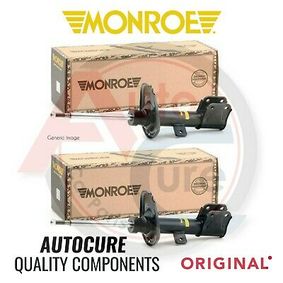 VAUXHALL ASTRA H MK5 2 x MONROE FRONT SHOCK ABSORBERS PREMIUM QUALITY