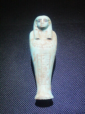 EGYPTIAN ANTIQUE ANTIQUITIES Ushabti Shawabti Shabti Shabty 1570-1100 BC